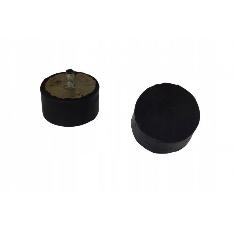 Odbój gumowy odbojnik śruba M10 resor przyczepy A607
