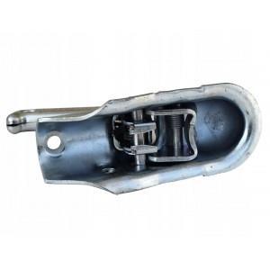 ZACZEP KULOWY ALBE 1500kg KNOTT  fi45 HAK KULA DO PRZYCZEP HAMOWANYCH NA RURĘ 45 mm A0254