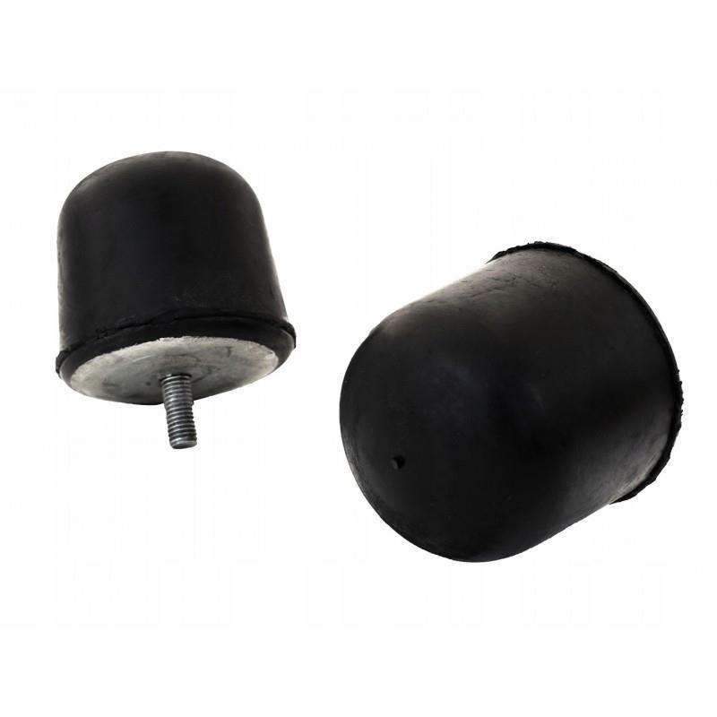 Odbój gumowy odbojnik śruba M10 resor przyczepy OW A713