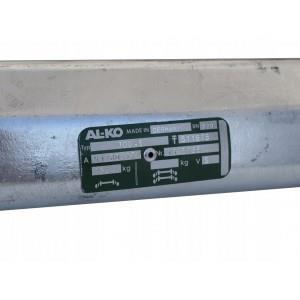 Oś niehamowana do przyczepki AL-KO 1200 mm 750 kg A732