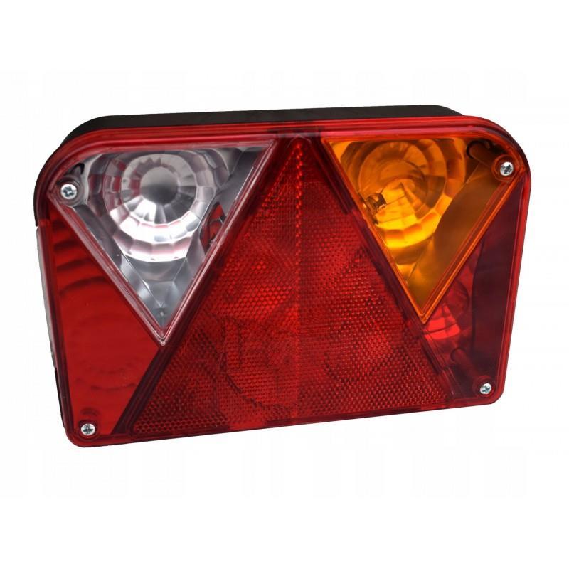 Lampa tylna zespolona TEMA przyczepki lampa DPT 35 A0770