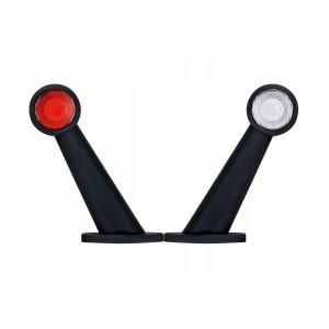 Lampa Obrysowa Obrysówka Komplet Obrysówki FT-033E A0878