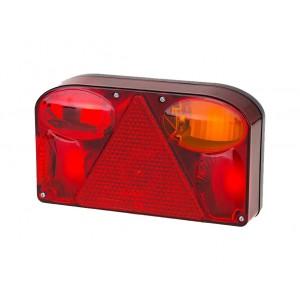 LAMPA PRZYCZEPY TYLNA FT-088 PPM Lampa tylna,  prawa z trójkątem odblaskowym i światłem...