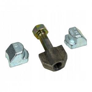 Zespół regulacji hamulca KNOTT 250x40 Śruba kostki hamulce A237