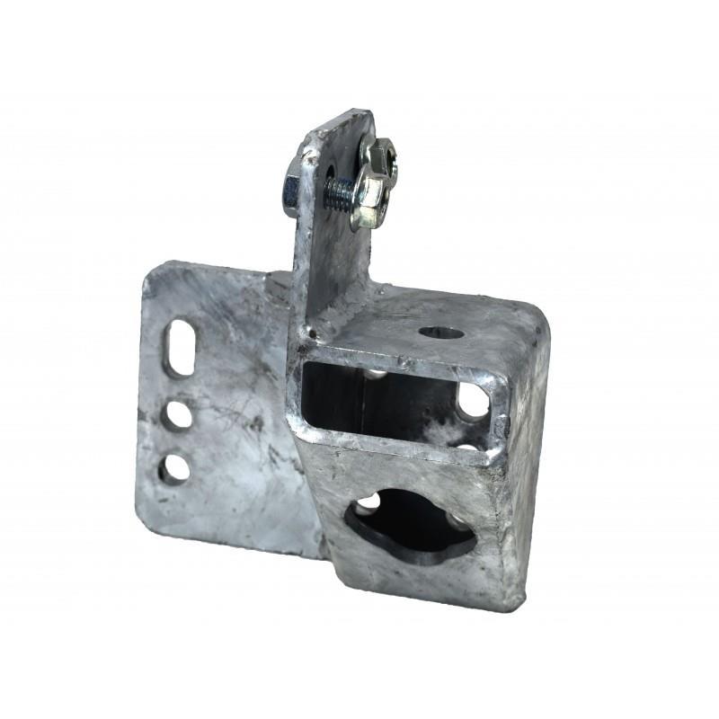 URZĄDZENIE NAJAZDOWE KF27-30 KONSOLA KOŁA KNOTT części przyczepy A0311