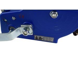 Wciągarka wyciągarka przyciągarka pasowa duża KNOTT 1150 kg z pasem 10 m  A0351